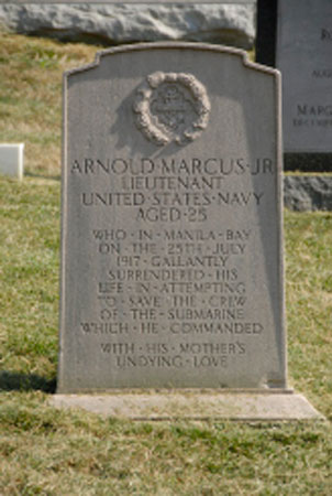 Arnold Marcus marker