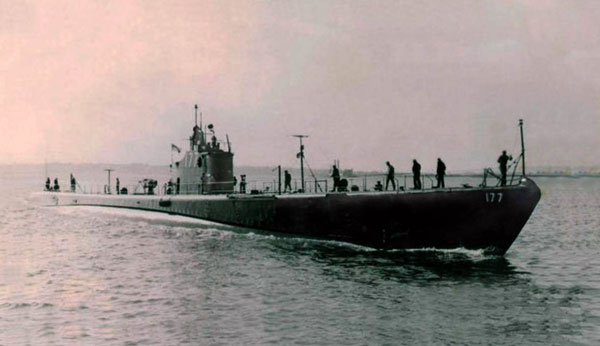 USS Pickerel