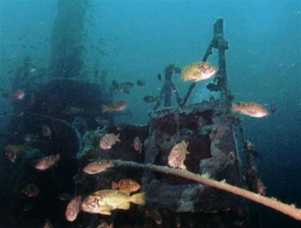 USS Wahoo Photo 01